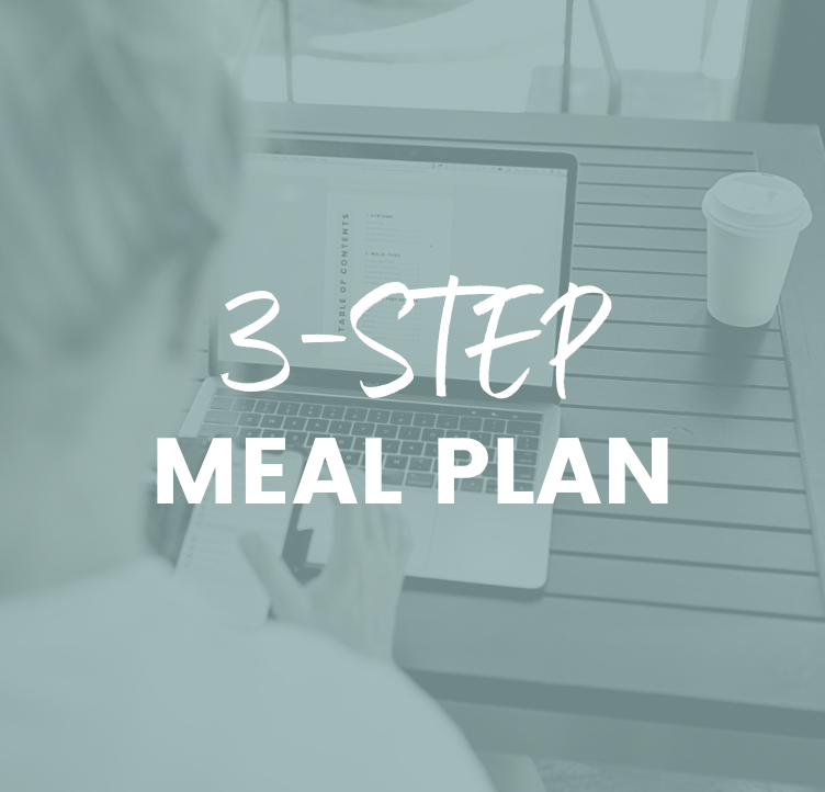 3-step meal planning system