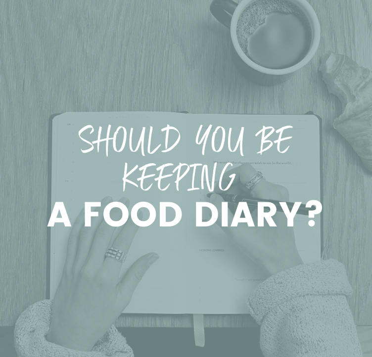 Should You Be Keeping a Food Diary?