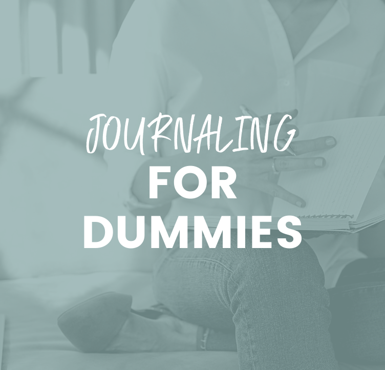 Journaling for Dummies