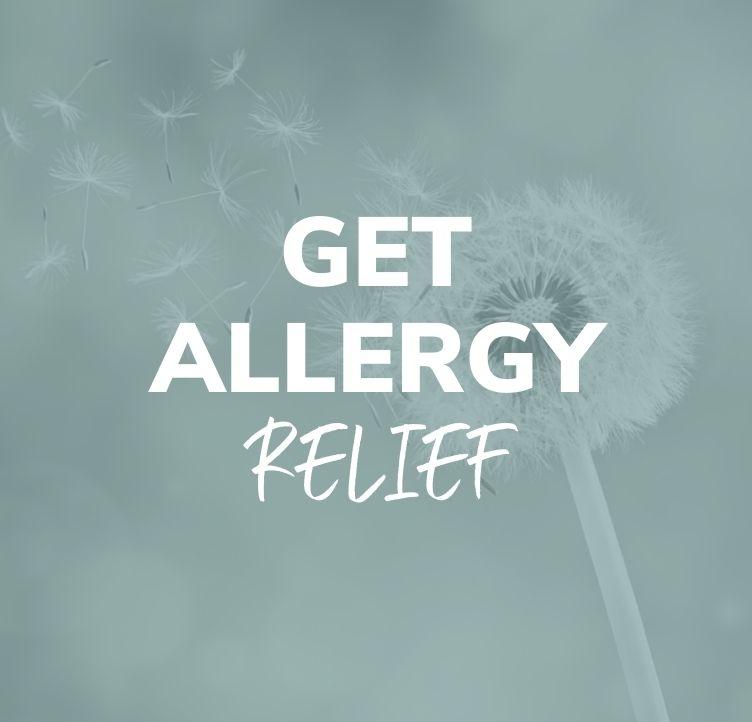Get Allergy Relief