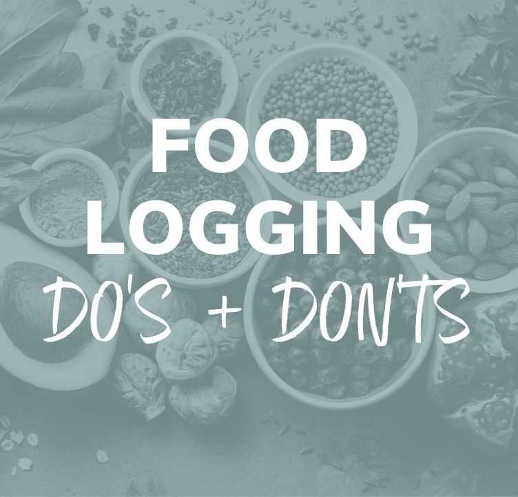 Food Logging Do's and Don'ts
