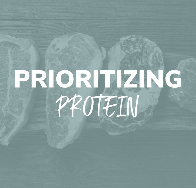 Prioritizing Protein